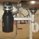 garbage disposal installation service